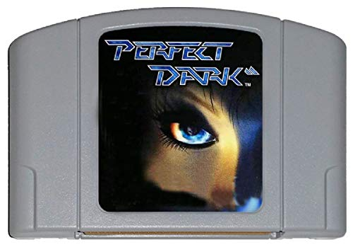 N64 Video Games Perfect Dark English Language for 64 bit USA Version Video Game Cartridge Console