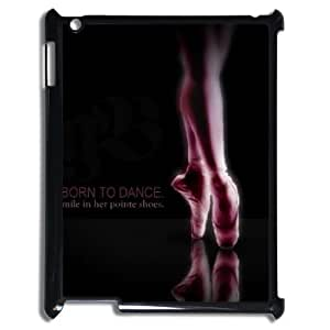 Dancing DIY Cover Case with Hard Shell Protection for Ipad2,3,4 Case lxa#857550