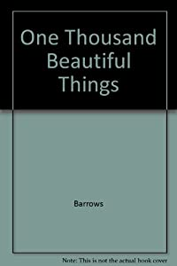 Hardcover One Thousand Beautiful Things Book