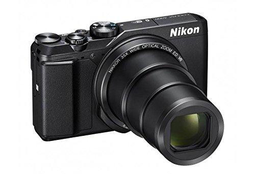 Nikon A900 20.3 MP Digital Camera With 35x Optical Zoom (Black)