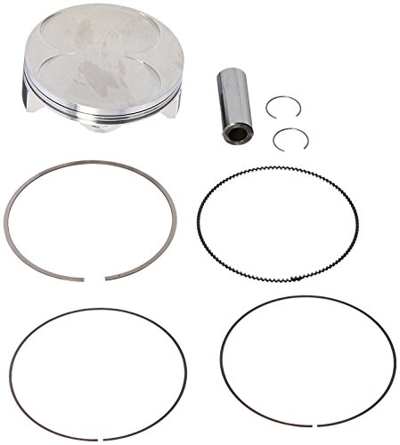 (Wiseco 4822M09600 96.00mm 13:1 Compression 449cc Motorcycle Piston Kit)