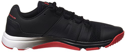 Raid Fitness Armour Blanc Chaussures 005 De noir Pour Noir Tr Hommes Ua Under Pierce g6wxRqX6