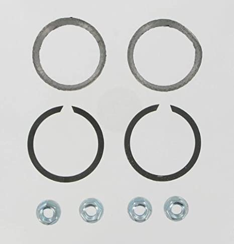 Amazon james gasket exhaust port gasket kit graphite wire james gasket exhaust port gasket kit graphite wire gaskets and heavy duty hex nuts solutioingenieria Gallery