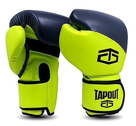 Tapout Atomic Boxhandschuhe aus Dura-Leder für Kinder und Erwachsene Größe 4 Unzen - 16 Unzen ** freie Handwickel **