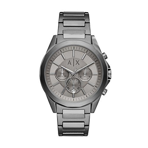 Armani Exchange Men's AX2603 Gunmetal IP Watch