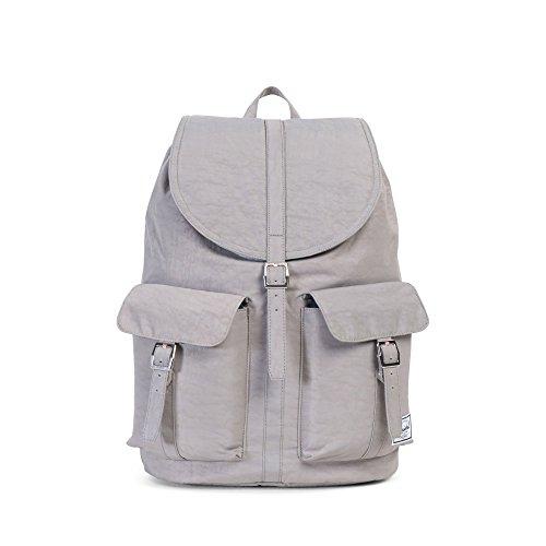 265d6bf46edd Herschel Supply Co.  Dawson Backpack - Agate Grey Nylon - Buy Online ...