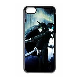 iPhone 5C Phone Case Black Rock Shooter CB86073