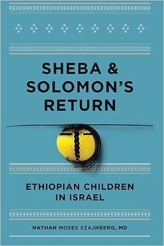 Sheba and Solomon's Return: Ethiopian Children in Israel (Black and