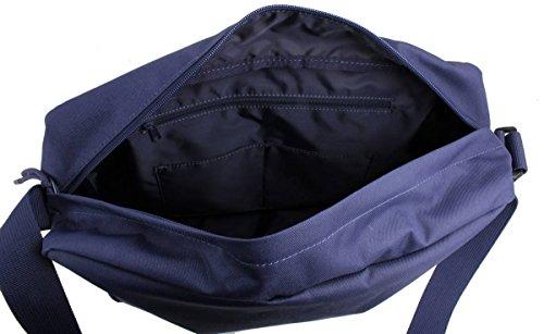 Lacoste Neocroc Airline Bag Bolso bandolera 38 cm Peacoat