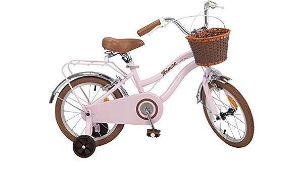 Bicicleta 16 Vintage Rosa Toimsa 16229: Amazon.es: Juguetes y juegos