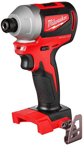 Milwaukee M18 2850-20 18-Volt 1 4-Inch Brushless Impact Driver – Bare Tool