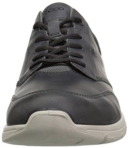 Uomo ECCO Irving 1532 Grigio Sneaker Moonless 8Efwx4