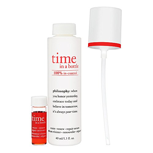 Philosophy Time In A Bottle Repair Serum 2 Piece Set