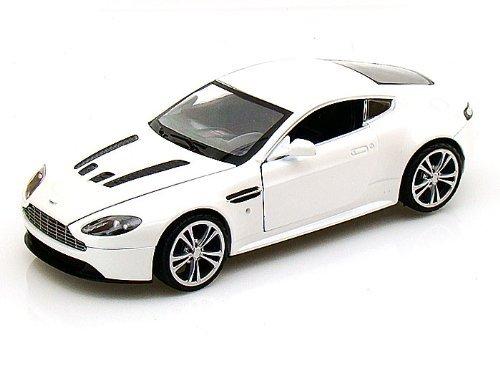 Aston Martin V12 Vantage 1/24 - White