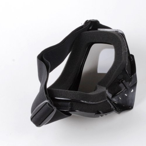 Black, Colorful Adult Motorcycle //Off-Road//Dirt Bike Safety Goggles