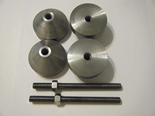 Davis 2 3/16'' Steel Two Hole pins by Davis (Image #2)