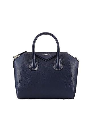 Givenchy Antigona BB05117438 Night Blue Small Satchel