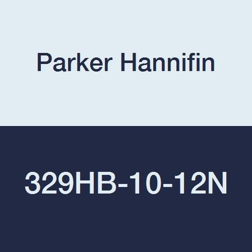 90 Degree Angle Parker Hannifin 329HB-10-12N Par-Barb Nylon Male Elbow Fitting 5//8 Hose Barb x 3//4 Male NPT White