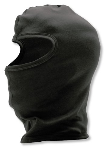 (Vega Snowmobile Balaclava  (Black))