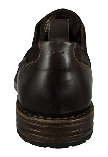Levis Zapatos Entrenadores Turlock Regular Negro Negro 221750-762 Dark Brown