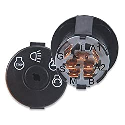 GY20074 Ignition Key Starter Switch for John Deere