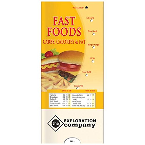 BIC Graphic Pocket Slider: Fast Foods White 500 Pack