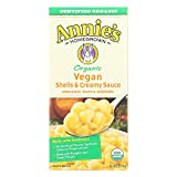Best Annie's Homegrown Pasta Sauces - Annie's Organic Vegan Shell & Creamy Sauce Dinner Review