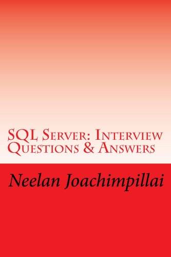 SQL Server Interview Questions & Answers