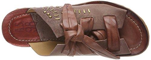 Boots WoMen Pink S Bordeaux 0001 A Ankle 98 Ramos Multicolour Bordeaux XgqHwwPAx