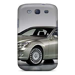 Top Quality Protection Mercedes Benz S400 Hybrid Case Cover For Galaxy S3