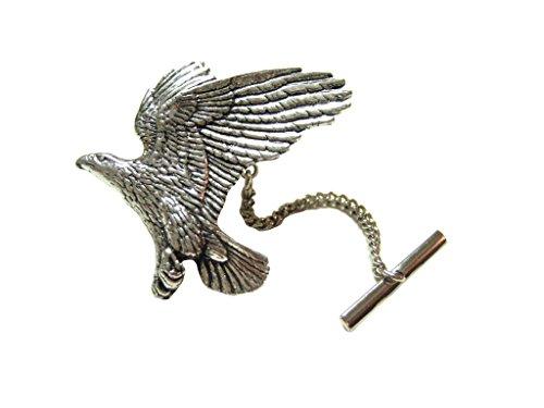 Eagle Bird Tie Tack