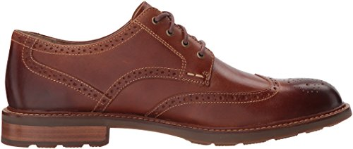 Sperry Top-sider Mens Annapolis Wingtip Oxford Dark Tan