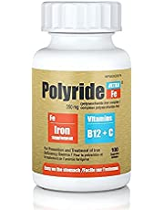 Polyride Fe Ultra - 100 Capsules
