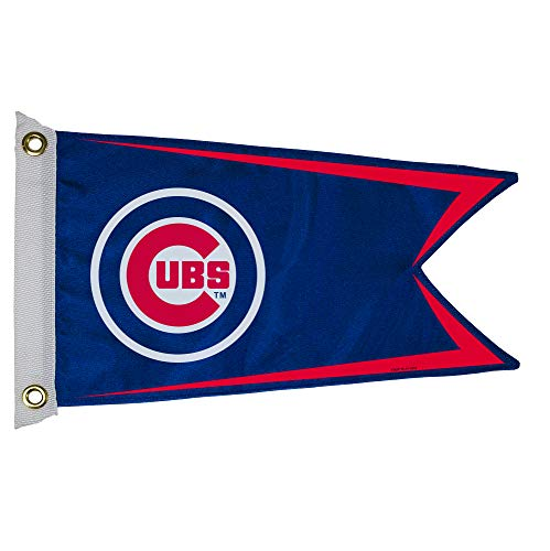 MLB Chicago Cubs Boat and Golf Cart Flag