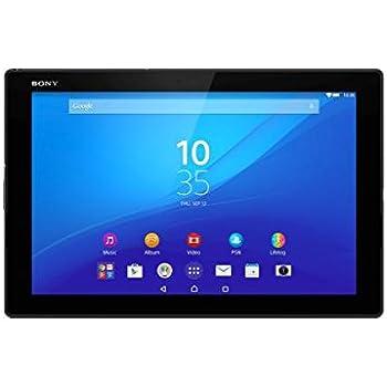 """Sony Xperia Z4 Tablet 10.1"""" 32 GB - Wifi Only - Black (U.S. Warranty) with Bluetooth Keyboard"""