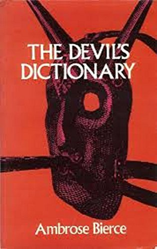 Image result for ambrose bierce the devil's dictionary