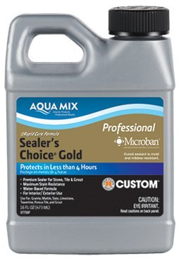 Aqua Mix Sealer's Choice Gold Quart, 32 Ounce