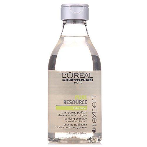 Loreal Serie Expert Pure Resource reinigendes Shampoo,  250 ml, 1er Pack (1 x 0.25 l)