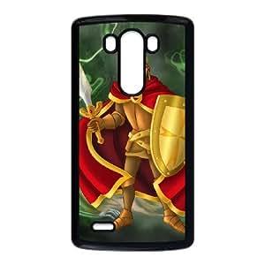 LG G3 Cell Phone Case Covers Black Black Cauldron, The JU0013671