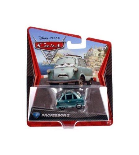 Disney / Pixar CARS 2 Movie 155 Die Cast Car #6 Professor Z