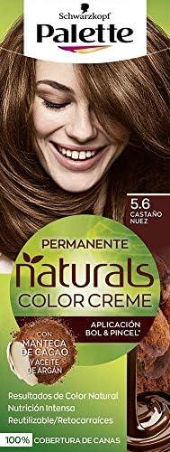 Palette Palette Natural Tinte #5.6-Castaã±O Nuez 110 ml ...