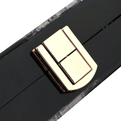 Shiny Clutch EROUGE Purse Women Handbags Evening Acrylic New Sequin Clutchs Fashion Desiger 5q56tZ
