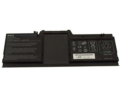 Dell H896H Dell Latitude XT and XT2 TYPE: PU536 6-Cell Li-Ion 42WH Watt-Hour 11.1V Rechargeable Laptop Battery Compatible Part Numbers: J927H, MR316, PU501, J930H, MR317, WRO15, M565H, N338H, H939H, J909H, PU500, WR013, PU499, UM178,