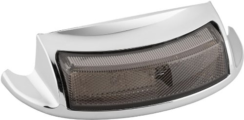Bikers Choice Fender Tip Light with Smoke Lens - Hk Lens O