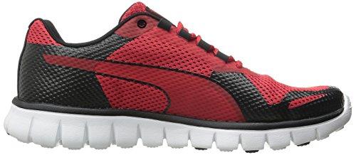 Puma falta de definición de los zapatos corrientes High Risk Red-Black