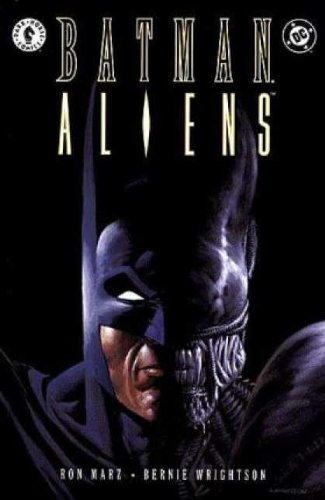 Batman Aliens Book One
