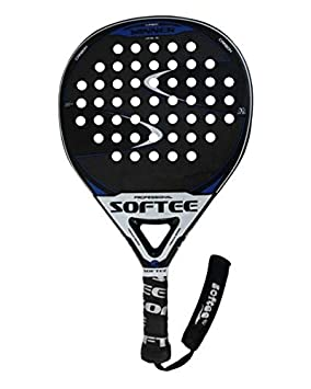 Softee 0013915 Pala Padel Winner, Azul, S: Amazon.es: Deportes y aire libre
