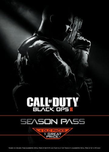 Call of Duty Black Ops II Season Pass [Download] (Of Ops Black 2 Download Call Duty)