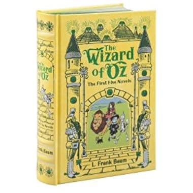 Wonderful Wizard of Oz, The (Leatherbound Childrens Classic) (Leatherbound Classic Collection) by Frank L. Baum (2012)