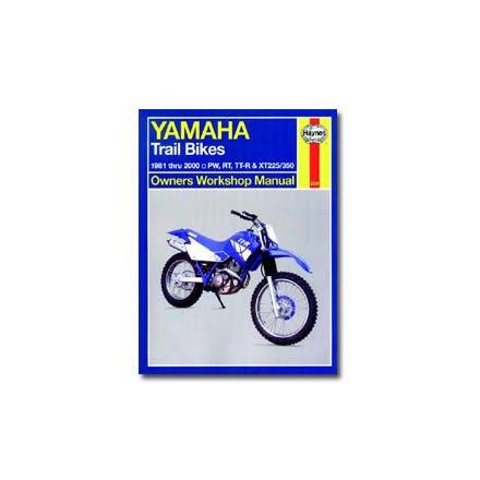 yamaha yz250 2 stroke complete workshop repair manual 1997 2000